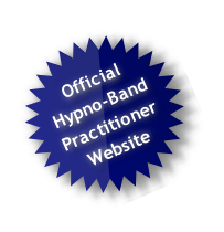 Get an official Hypno-band Wesbsite at Hypnotherapy Websites - Click For Details